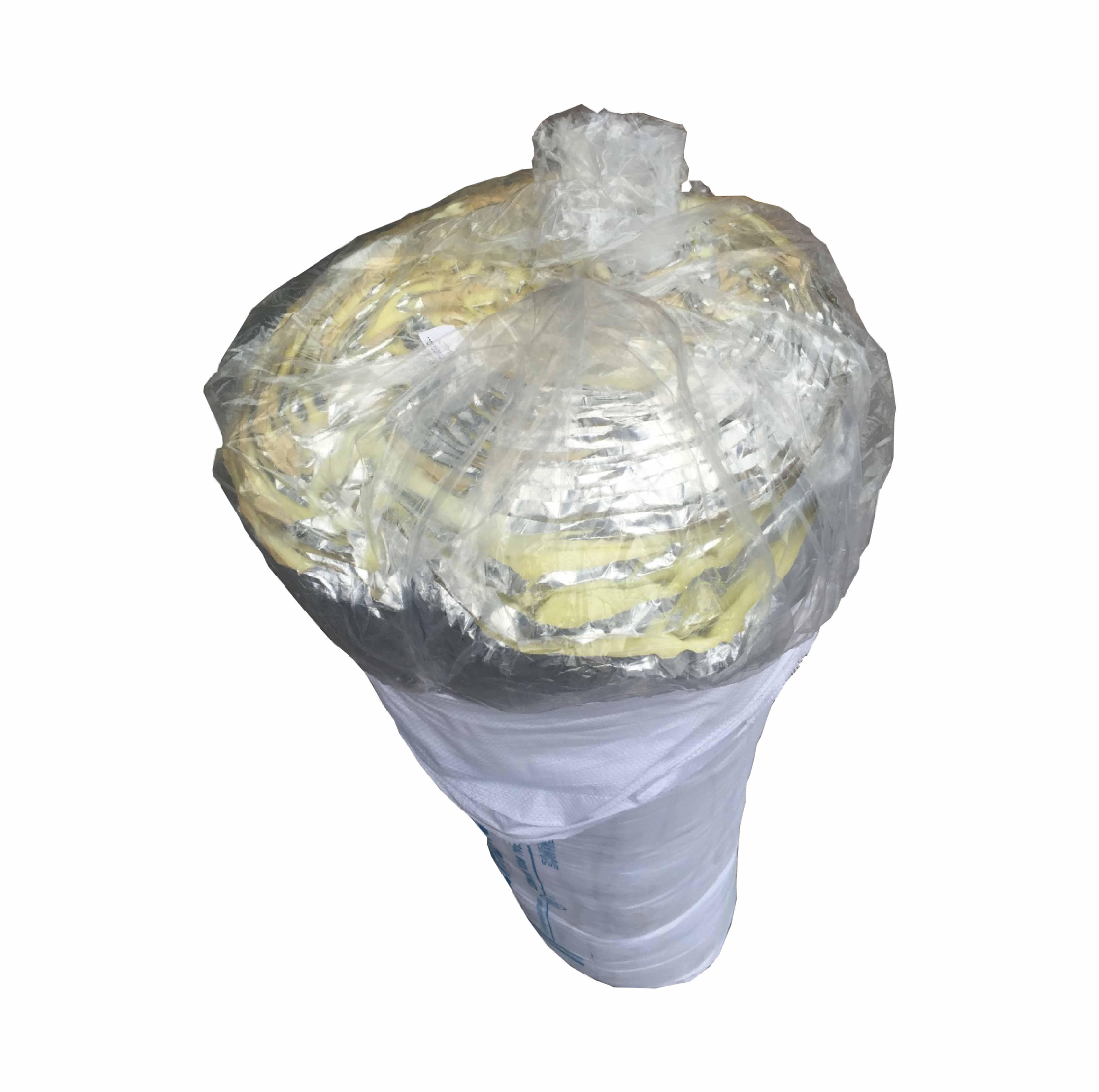 Lana de vidrio precio rollo lana de vidrio 80mm al mejor - Aislamiento fibra de vidrio ...