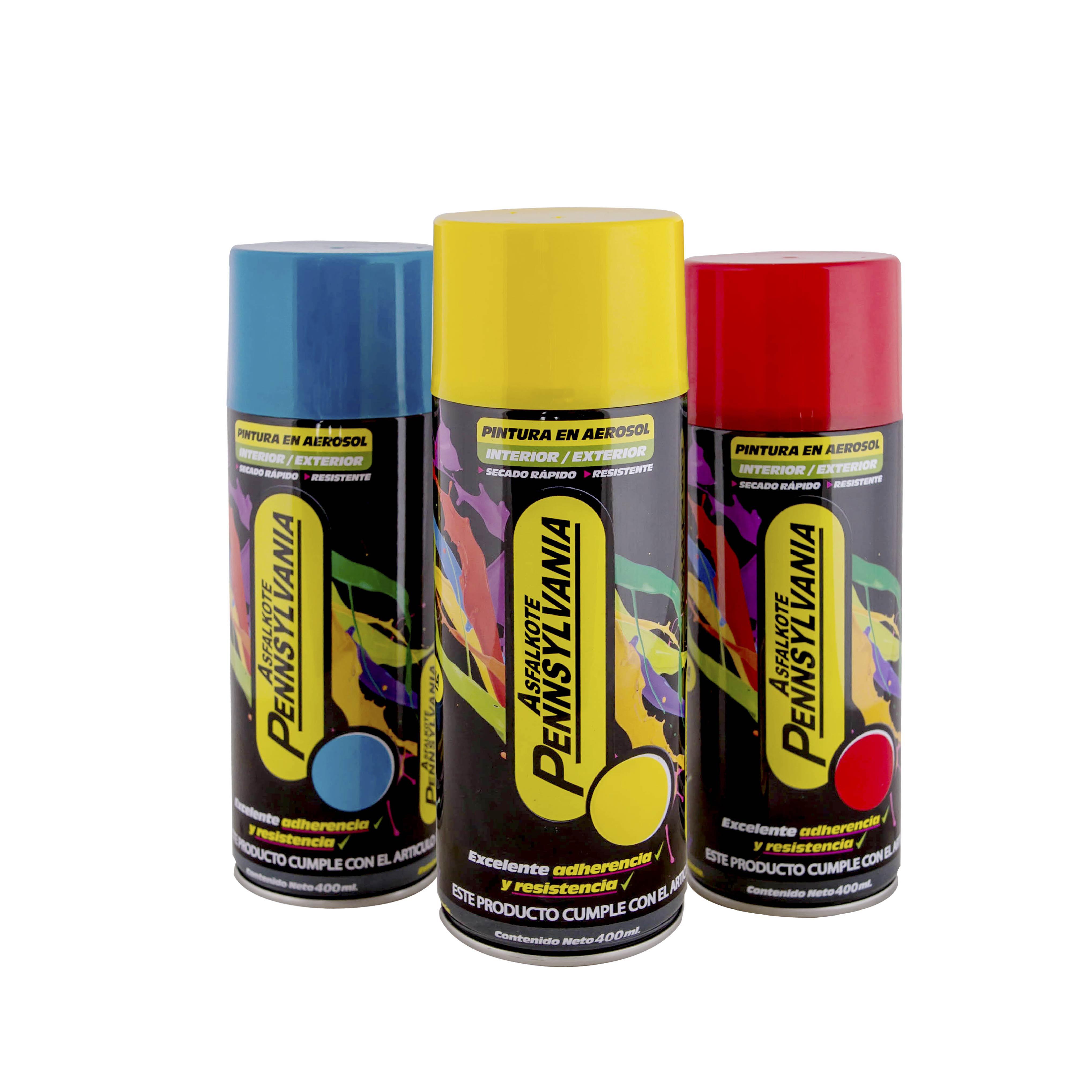 Pintura en aerosol asfalkote - Pintura con spray ...